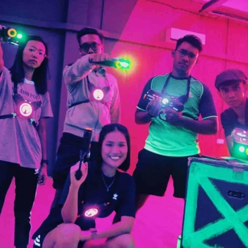 laser quest - school events