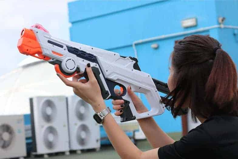 laser tag Singapore - fresh experience