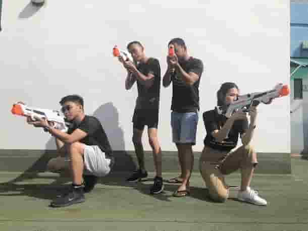 laser tag Singapore - put your mind to test